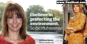 کریستینا بکر از گویندگان پرطرفدار تلویزیون آلمان