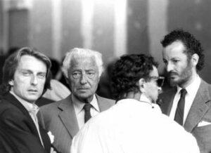 Montezemolo-Giovanni-Agnelli-Cesare-Fiorio-Edoardo-Agnelli